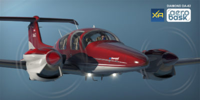 Aerobask Diamond DA62 - Image 1