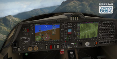 Aerobask Diamond DA62 - Image 6