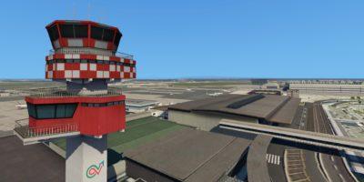 Aerosoft's Rome-Fiumicino for X-Plane 11