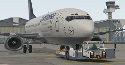 X-Plane 11 BetterPushback Image 01