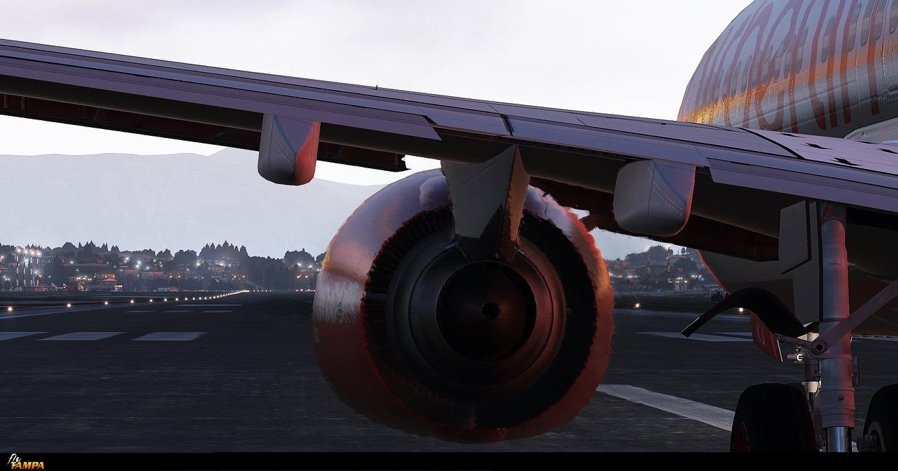 Is it Corfu? flyTampa goes X-Plane 11! - flightsim news