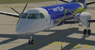 The Leading Edge Simulations LES Saab 340A v1.5