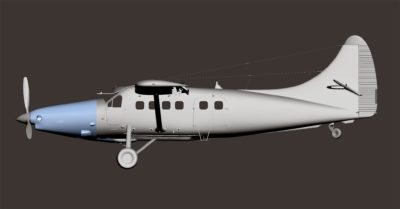 Milviz DHC-3T Turbo Otter Announcement