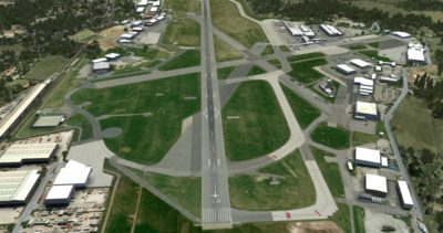 UK2000 Scenery Aberdeen Airport for X-Plane 11