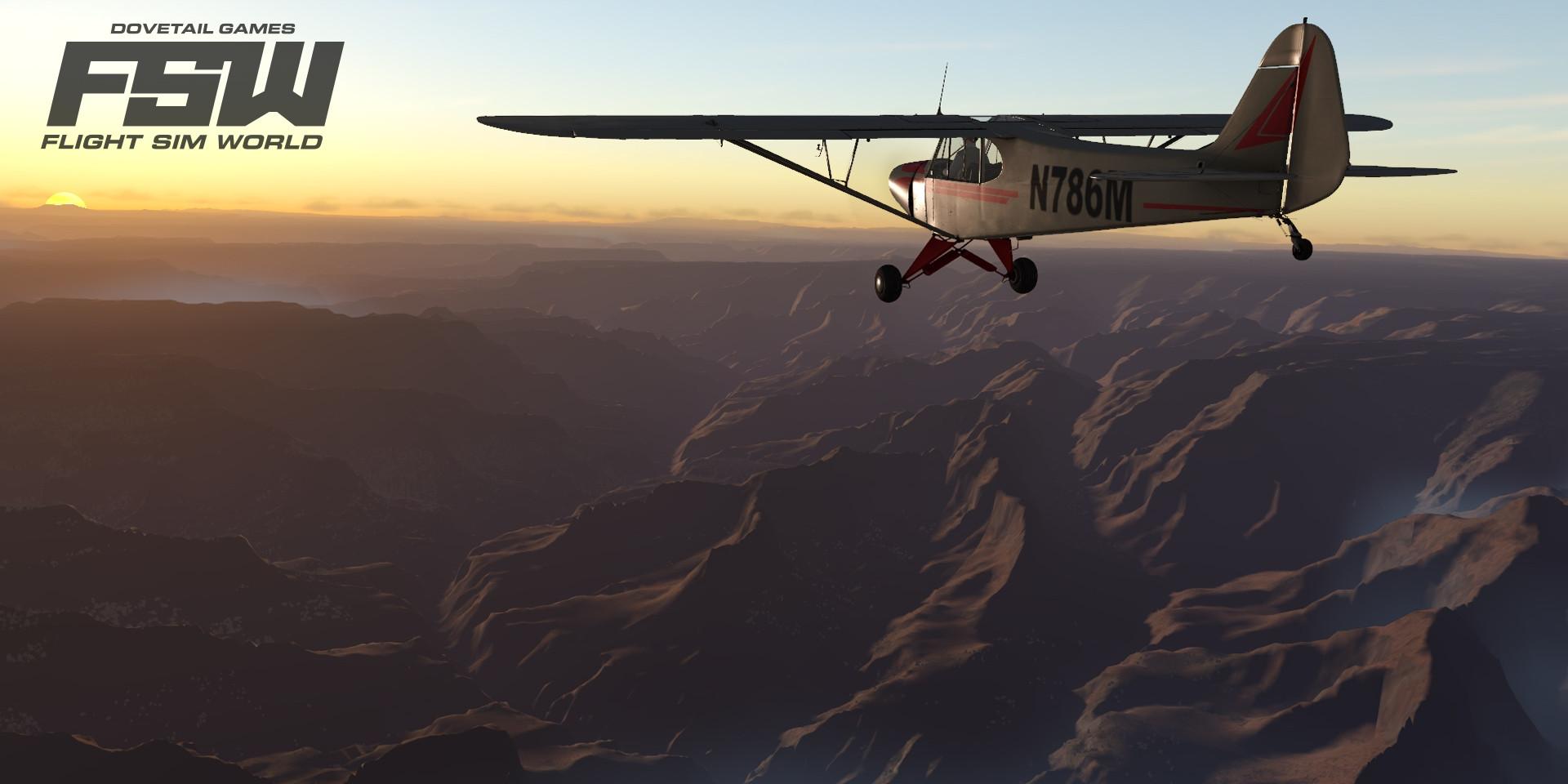 Dovetail Games ceasing Flight Sim World
