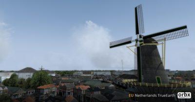 Orbx EU Netherlands TrueEarth