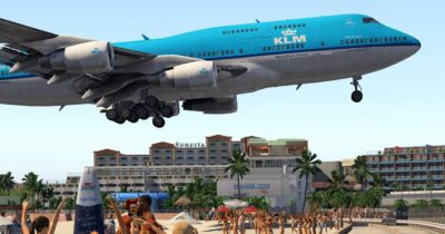 St. Maarten: The Princess Juliana Airport for X-Plane 11 by AWDesigns