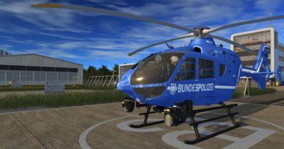 Police Helicopter Simulator by Aerosoft