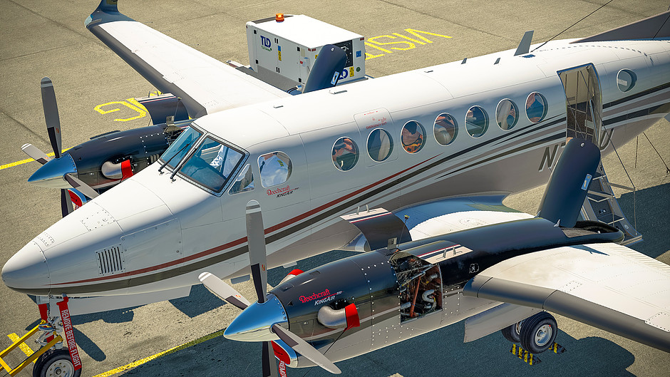Airfoillabs King Air 350 – Image 1