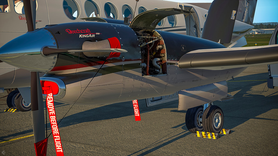 Airfoillabs King Air 350 – Image 3
