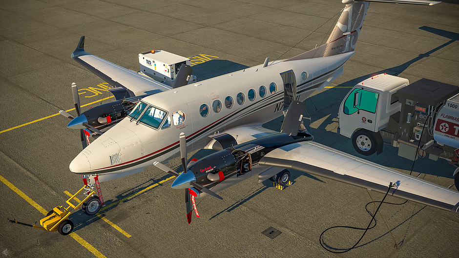 Airfoillabs King Air 350 – Image 5