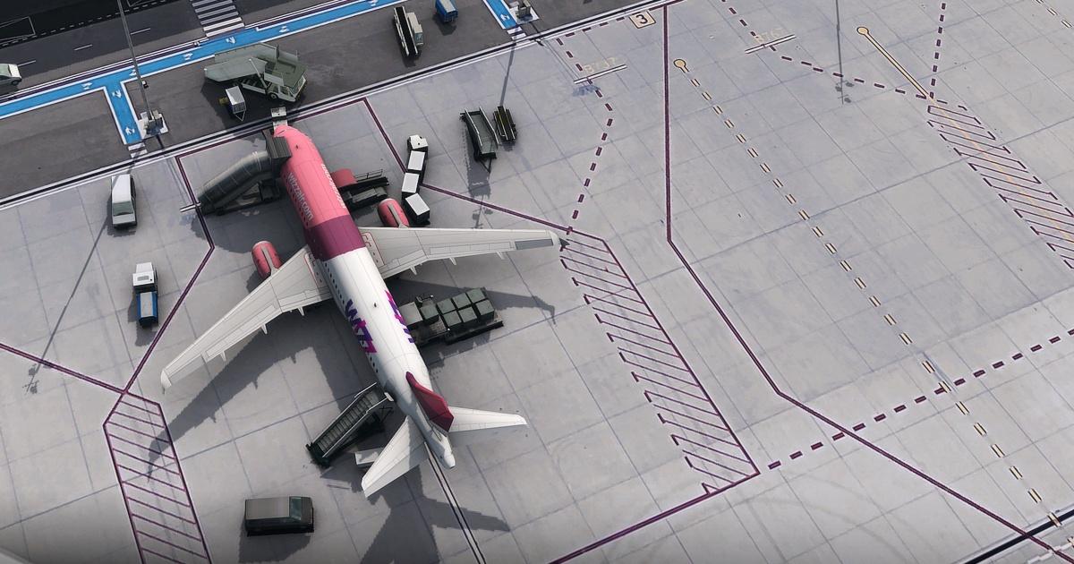 DrzewiePolish Airports Vol. 1 XP v2 for X-Plane 11 and X-Plane 10