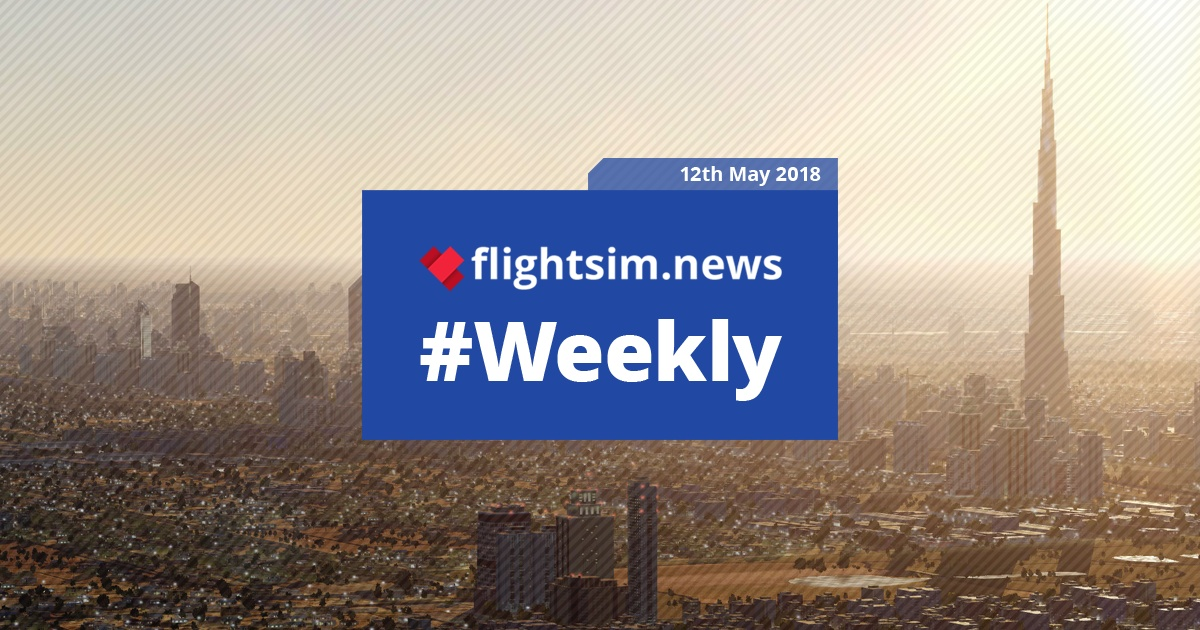 flightsim.news Weekly - Issue 01