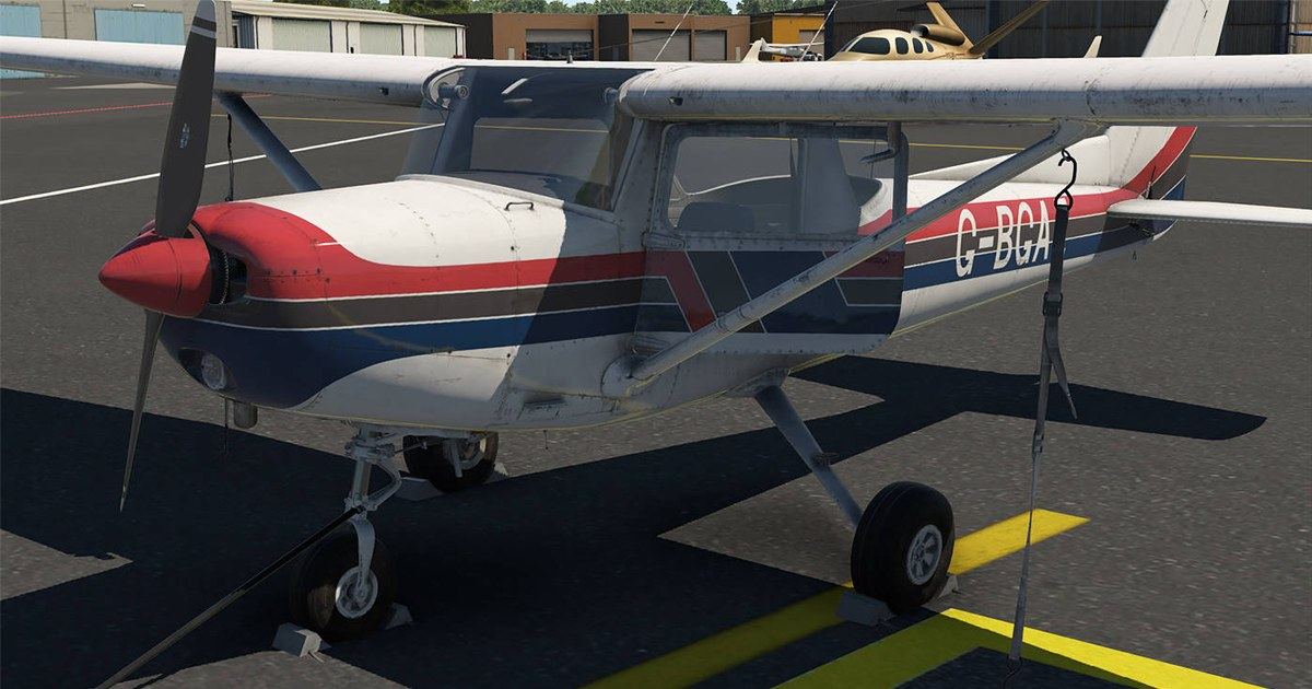 Just Flight C152 for X-Plane 11: Close to release