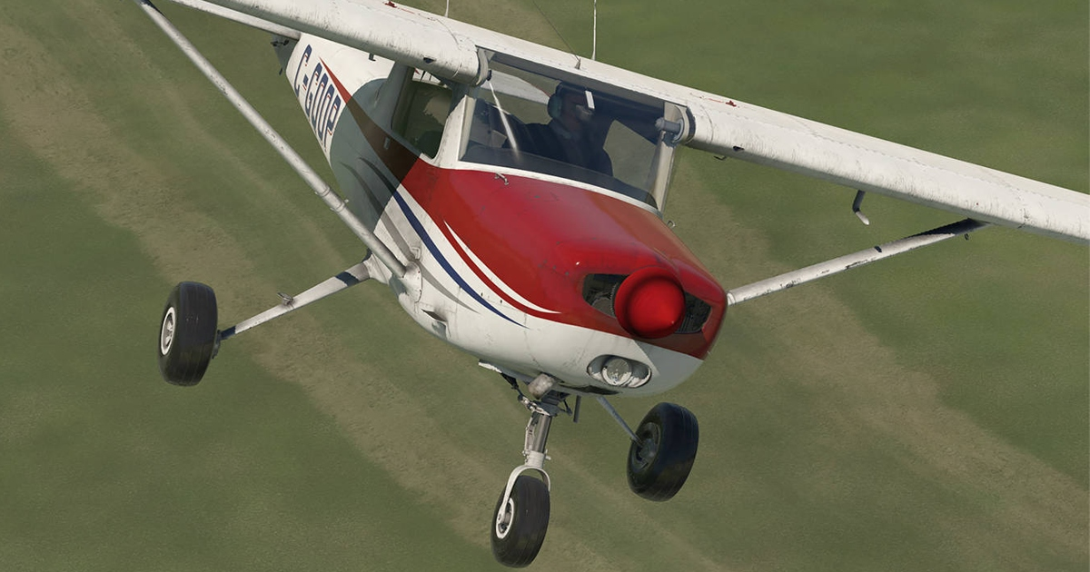 Just Flight C152 for X-Plane 11