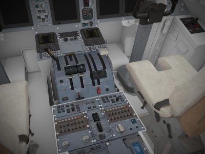 Military Visualizations Milviz ATR 72-600