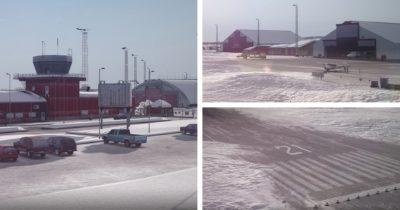 Orbx Announcement Kiruna Airport and Dala Airport in Sweden