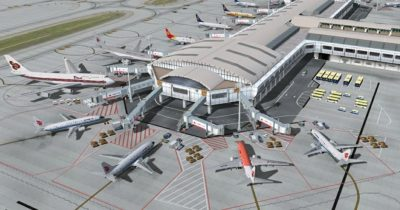 Beijing Airport for FSX by A_A Sceneries