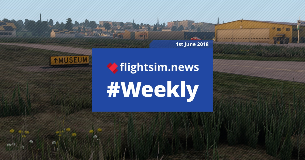 flightsim.news Weekly - Issue 4