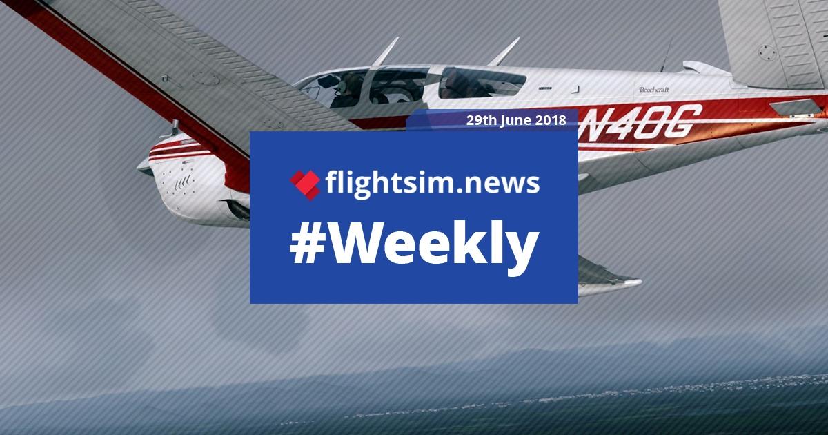 flightsim.news Weekly - Issue 8