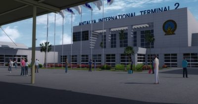JustSim Antalya Airport for Prepar3D and X-Plane 11