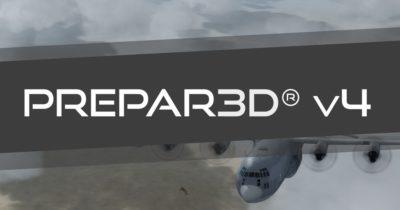 Prepar3D v4.3 released