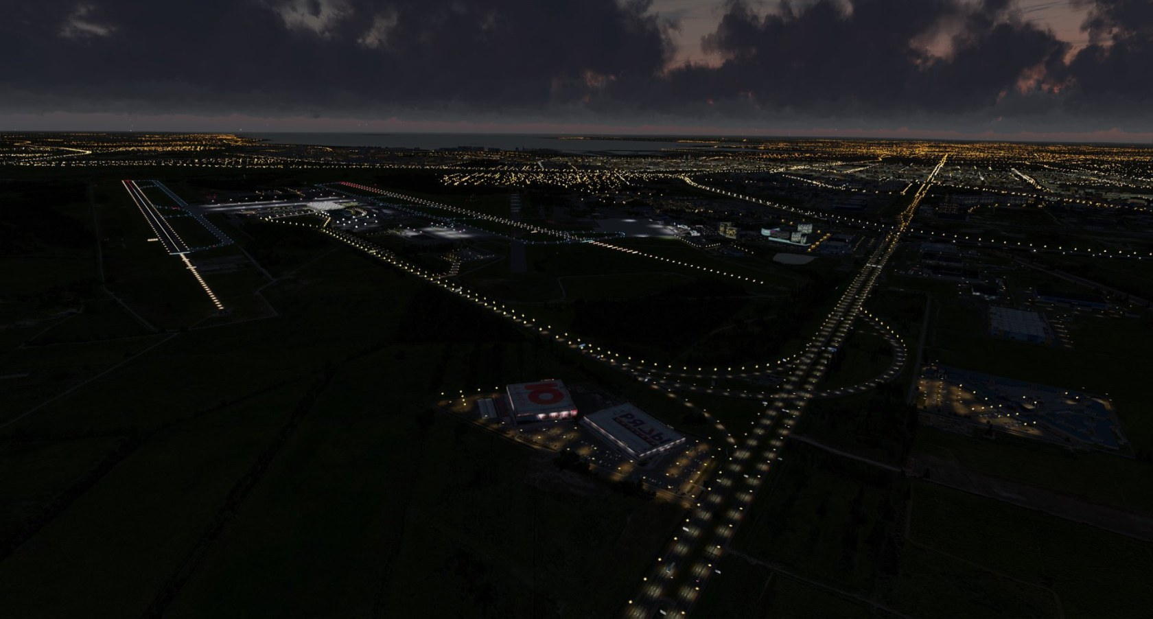 St. Petersburg v3 for Prepar3D v4 by Digital Design – Image 6