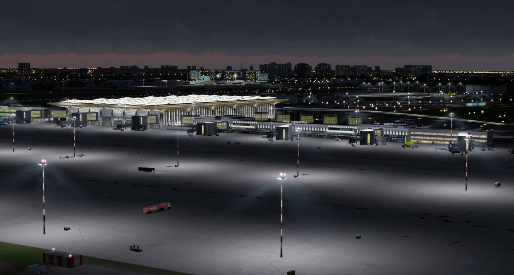 St. Petersburg v3 for Prepar3D v4 by Digital Design – Image 7