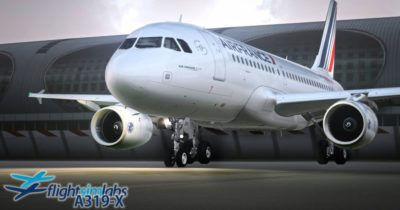 Flight Sim Labs A319-X is released