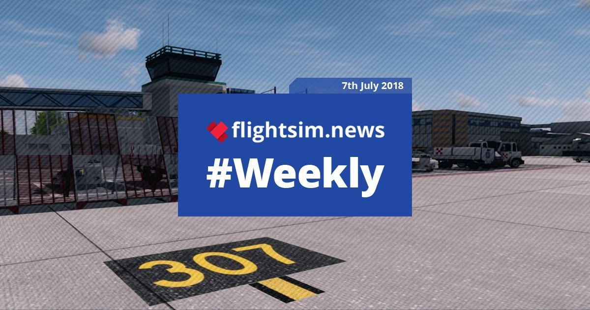 flightsim.news Weekly - Issue 9