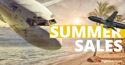 The flightsim.news Summer Sales 2018 List