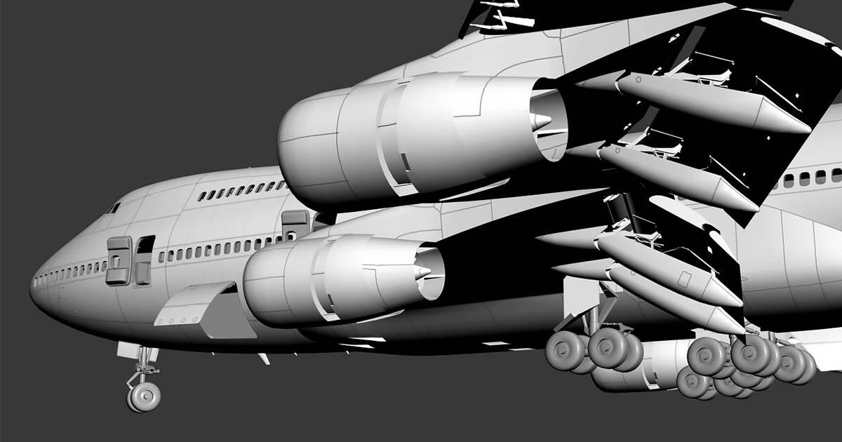 Just Flight 747 Classic
