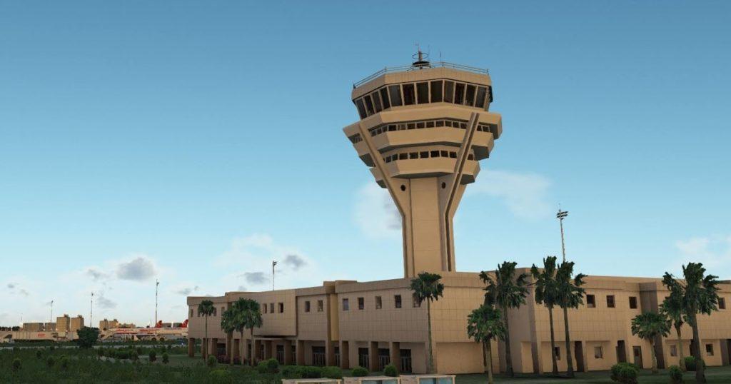 JustSim Antalya Airport for X-Plane 11 - Image 1