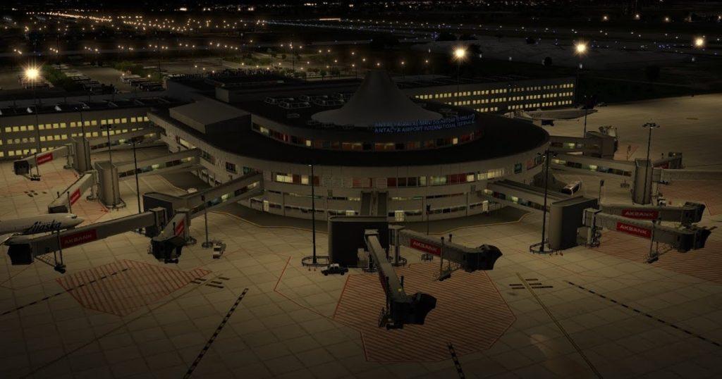 JustSim Antalya Airport for X-Plane 11 - Image 2