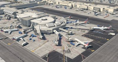 ShortFinal Design Los Angeles KLAX X-Plane 11