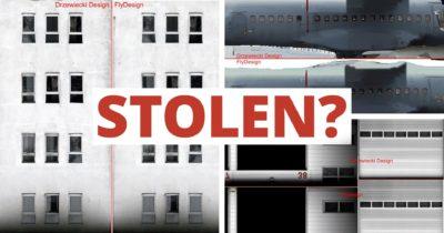 Texture-theft? Drzewiecki Design against FlyDesign!