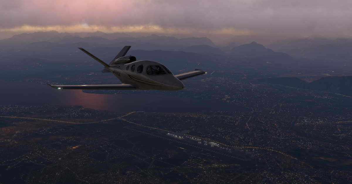 xVision for X-Plane 11 released as freeware
