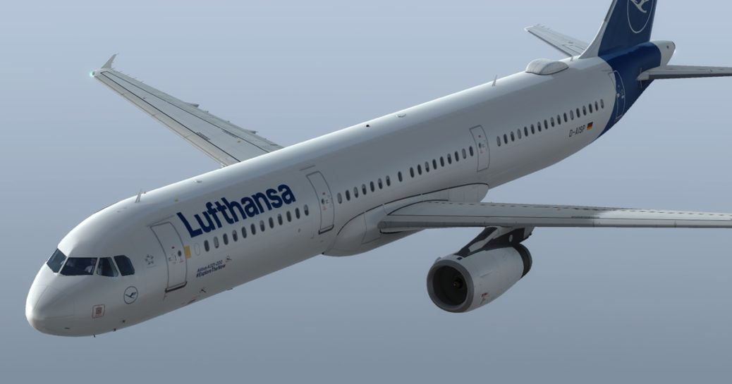 The Aerosoft A320/A321 Professional