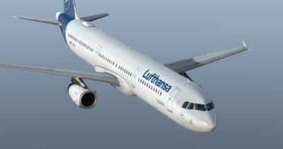 The Aerosoft A321 Professional