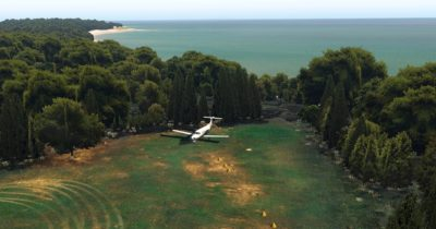 Attitude Simulations Fox Islands for X-Plane 11