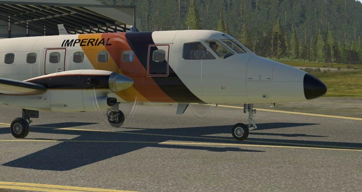 Dreamfoil EMB 110 for X-Plane 11
