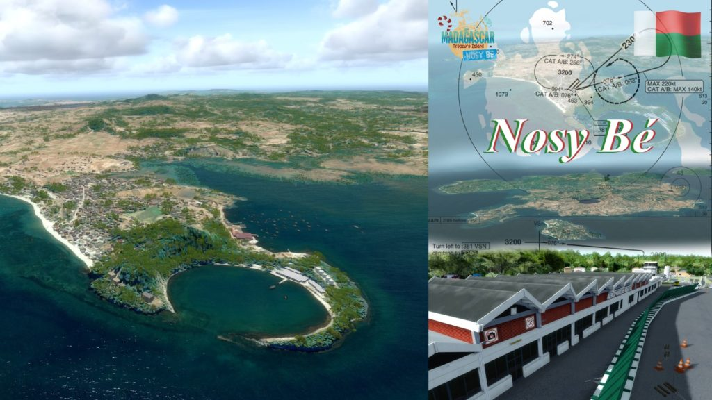 Free Scenery Designs Nosy Be in Madagascar