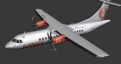 Milviz ATR: Also a ATR 42-600 planned