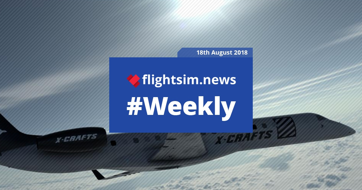 flightsim.news Weekly