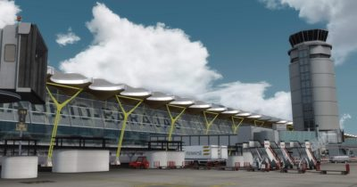 Aerosoft Mega Airport Madrid Professional by sim-wings
