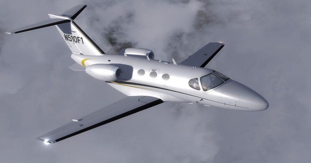 Flight1 Citation Mustang v2