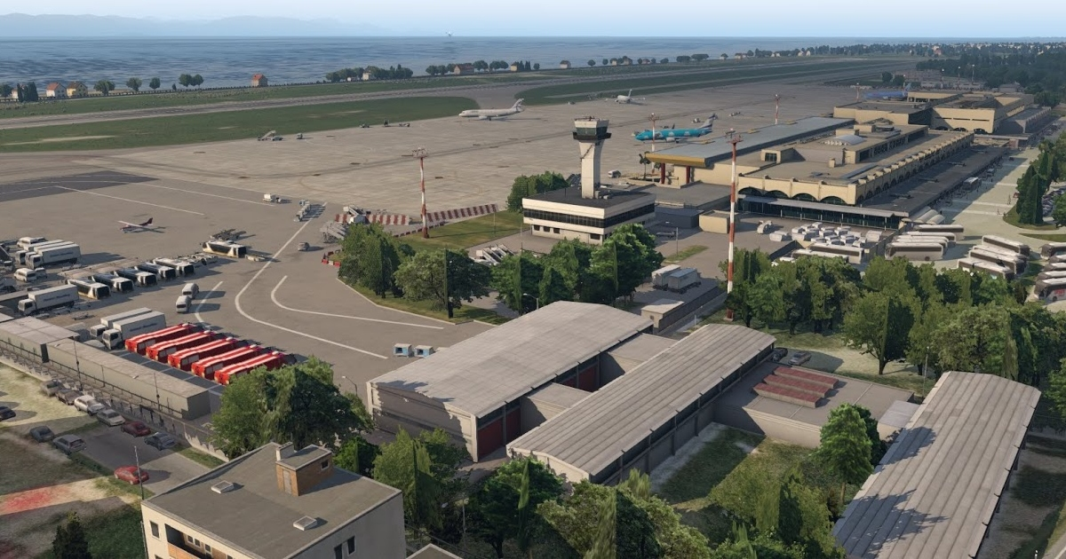 JustSim Rhodes for X-Plane 11