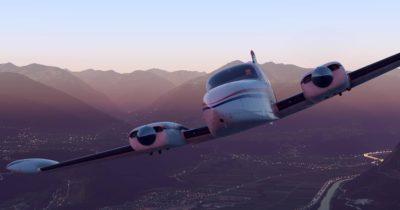Milviz 310R X-Plane 11