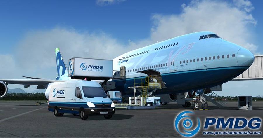 PMDG 747-8