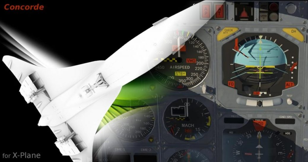COLIMATA Concorde for X-Plane 11